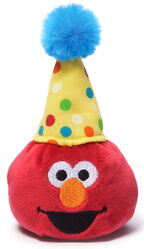 Birthday beanbag pal elmo
