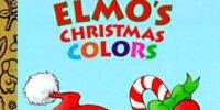 Elmo's Christmas Colors