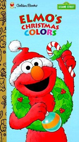 Elmoschristmascolors1997originalfrontcover