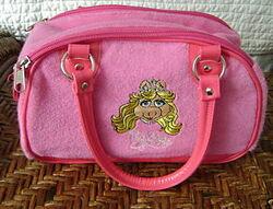 2008 disney world piggy bag