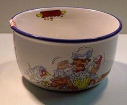Schef igel mixing bowl