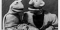Muppet postcards