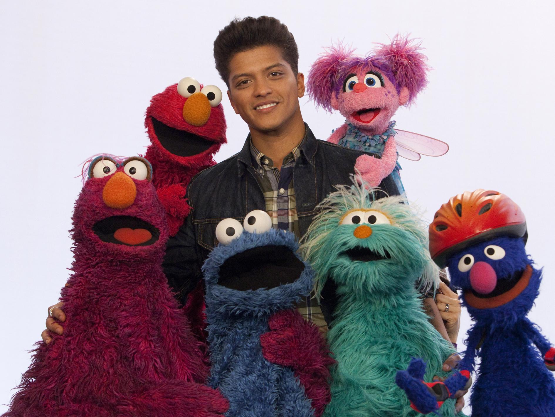 Bruno mars muppet wiki fandom powered by wikia