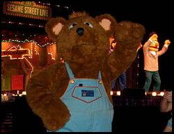 Baby Bear Live