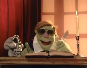 William Shakespeare Muppet Meeting Film