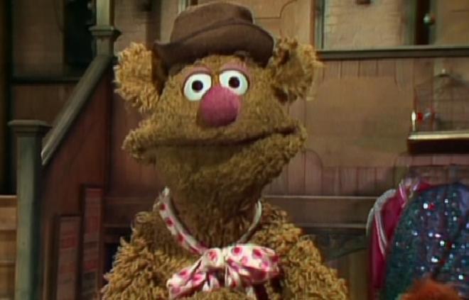 fozzie bear through the years muppet wiki fandom