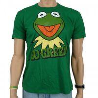 Logoshirt-Kermit-GoGreen-T-Shirt-green