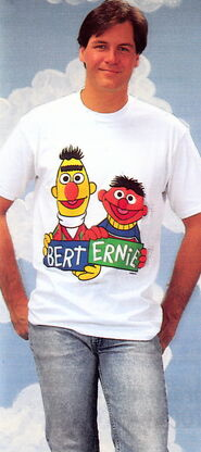Sesame catalog shirt bert ernie