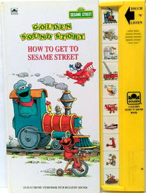 How to Get to Sesame Street (book)