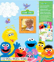 Ek success 2011 sesame mommy and toddler memory book