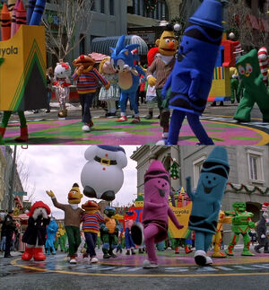 Jingle All the Way Ernie Bert