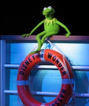 Muppets Ahoy Kermit