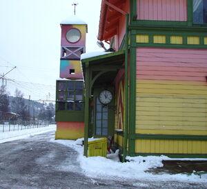 Lorenskogstation