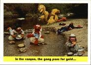 1992 sesame trading cards 64