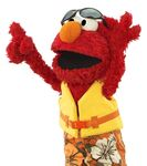 Elmo lifejacket