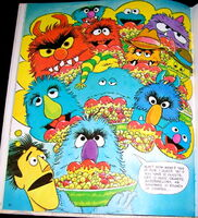 Sesame street cookbook 4