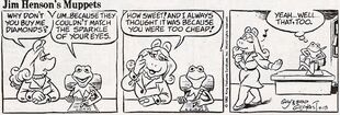 The Muppets comic strip 1982-04-15