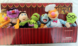 Box of Muppets
