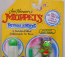 Muppet bubble necklaces