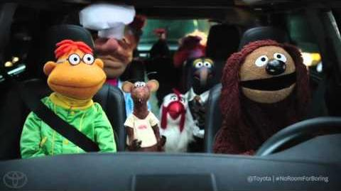 """Saffron, Cayenne Pepper and the Road Home"" starring the Muppets"