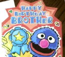Sesame Street greeting cards (American Greetings)