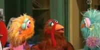 Mrs. Chicken (Sesame Street)