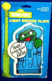 Demand marketing 1980 oscar sesame light switch 1