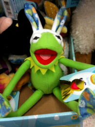 Just play 2013 easter kermit plush cvs exclusive