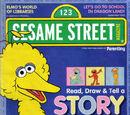 Sesame Street Magazine (Sep 2003)