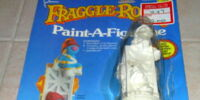 Fraggle Rock Paint-a-Figurine
