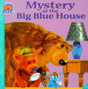 Book.Mystery at the Big Blue House