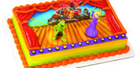 Muppet cake decorations (DecoPac)