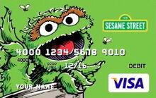 Sesame debit cards 24 oscar