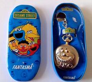 Vintage-1995-Sesame-Streets-Elmo-Pocket-Watch
