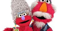 Elmo's grandparents