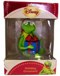 Hallmark 2012 christmas ornament kermit