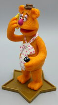 The Muppets Take Hollywood PVC figures