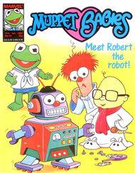 Muppet babies weekly uk 14 jan 31 1987