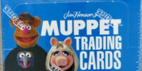Muppet Trading Cards
