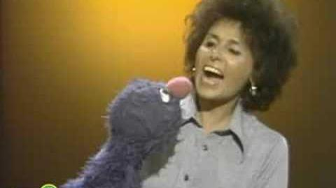 "Sesame Street Lena Teaches Grover To Say ""How Do You Do?"""