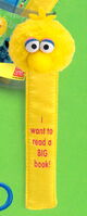 Gund 2005 bookmark big bird