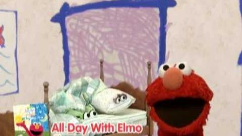 "Sesame Street Elmo's World - ""All Day With Elmo"" Preview"