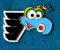 Hockey pin philadelphia flyers