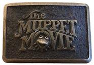 Muppet movie belt buckle