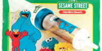 Cookie Monster Cookie Press