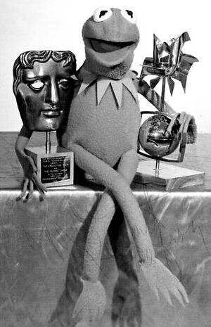 Kermit BAFTA