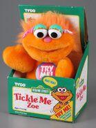 Tickle me zoe