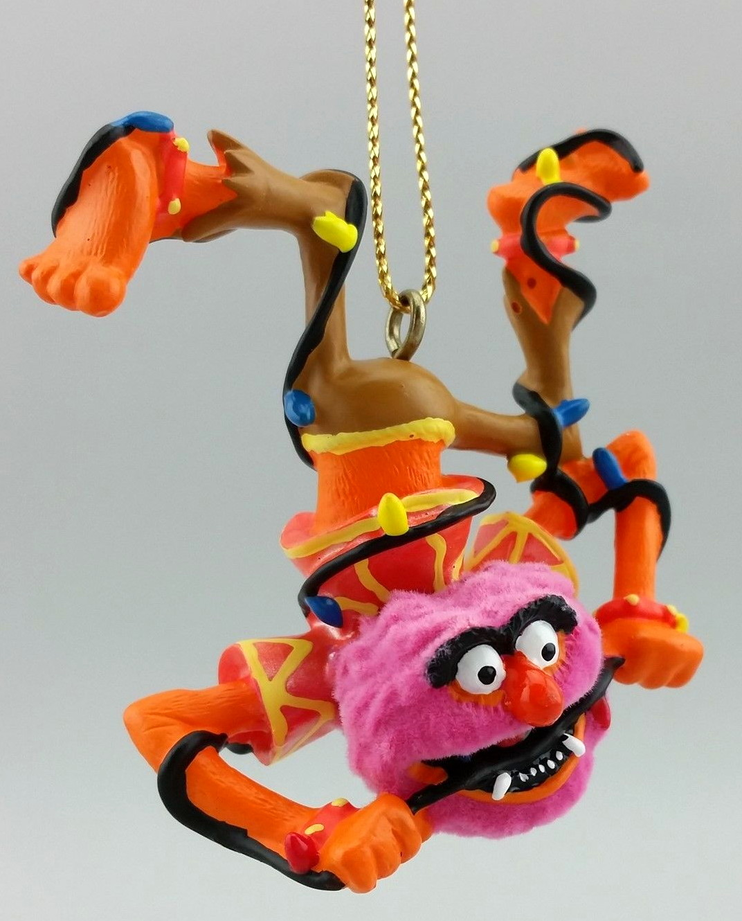 Muppet Christmas Ornaments (Disney Store)