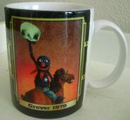 Applause 1998 30th anniversary mug grover 1