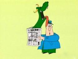 Monsternewspaper